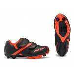 Northwave Hammer 2 Junior Kinder MTB buty black/red 35