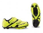 Northwave Hammer 2 Junior Kinder MTB buty yellow fluo/black 34