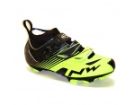 Northwave Hammer CX Tech buty black/yellow 42