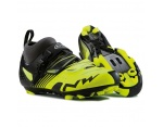 Northwave Hammer CX Tech buty black/yellow