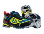 Northwave Matrix black blue yellow MTB buty 44