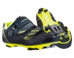 Northwave Nirvana buty MTB black/yellow fluo 42