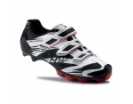 Northwave Scorpius 2 white black red MTB buty 40