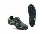 Northwave Scorpius 2 black green fluo MTB buty 39