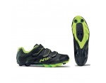 Northwave Scorpius 2 black yellow fluo MTB buty 39