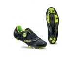 Northwave Scorpius 2 Plus black yellow fluo MTB buty 39