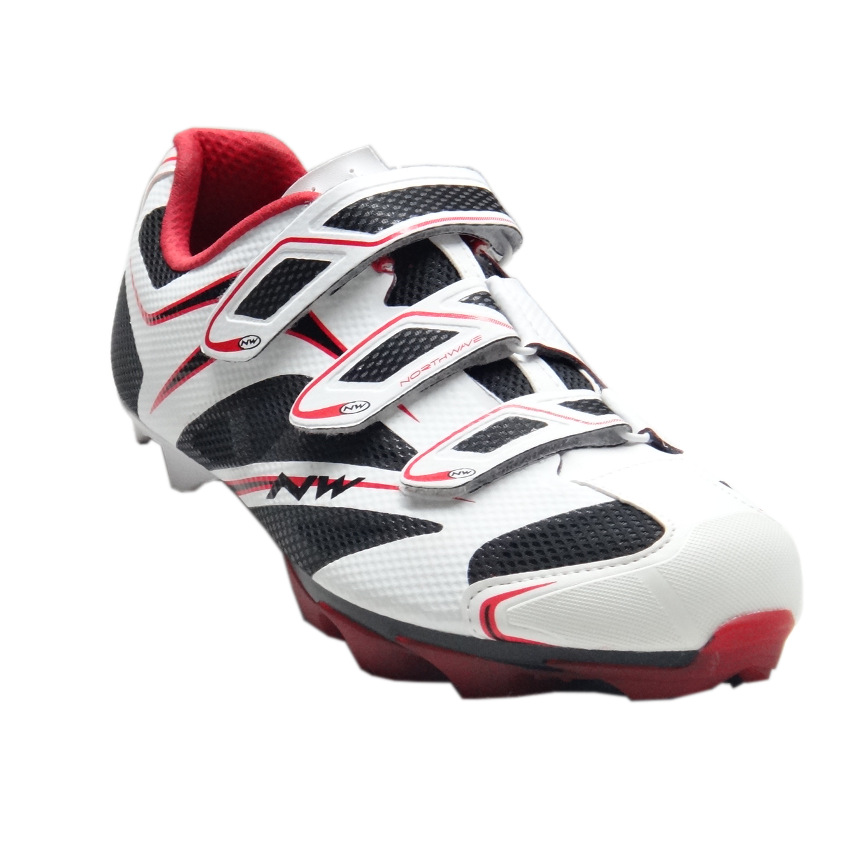Northwave Scorpius 3S white black red MTB buty 46