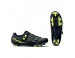 Northwave Scream 2 SRS black grey yellow fluo MTB buty 39.5