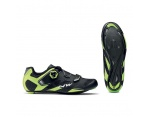 Northwave Sonic 2 Plus black yellow flou szosa buty 40