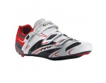 Northwave Sonic SRS white/red szosa buty 40