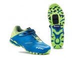Northwave Spider 2 Michelin MTB buty blue/yellow 39