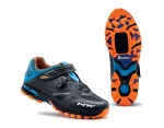 Northwave Spider Plus 2 MTB buty black/orange 39