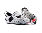 Northwave Tribute buty triathlon white/black