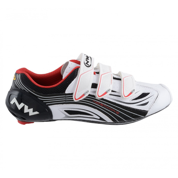 Northwave Typhoon Evo buty szosa white/black