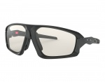 Oakley Field Jacket Photochromic Matte Black/Carbon w/Clear/Black Photochromic okulary