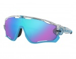 Oakley Jawbreaker Crystal Pop PRIZM clear okulary