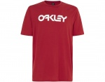 Oakley Mark II Tee Samba Red S koszulka