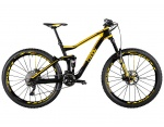 "Radon Slide 140 27.5"" 9.0 Carbon XTR black/yellow 2016"