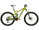 "Radon Slide 27.5"" 9.0 XM chris steel green 2015"