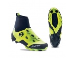 Northwave Raptor Gore-Tex MTB buty zimowe yellow fluo/black 39