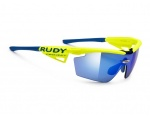 Rudy Project Genetyk Racing Pro Yellow Fluo / Multilaser Blue okulary