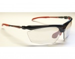 Rudy Project Magster gloss black ImpactX laser Photochromic Clear okulary