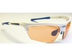 Rudy Project Noyz white ImpactX Photochromic red okulary