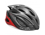 Rudy Project Racemaster titanium red kask L 58-62cm