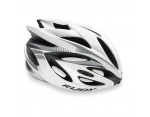 Rudy Project Rush kask szosowy white-silver shiny S