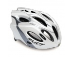 Rudy Project Snuggy kask white titanium silver L