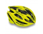 Rudy Project Sterling yellow fluo black matte kask L