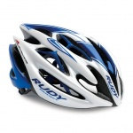 Rudy Project Sterling kask white blue S/M