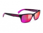 Rudy Project Ultimatum Shock Crystal Pink Black / Multilaser Red okulary
