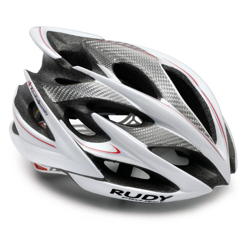 Rudy Project Windmax white silver kask M 54-58cm