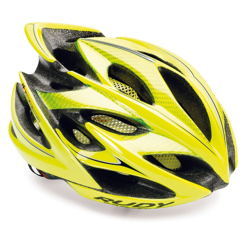 Rudy Project Windmax yellow fluo kask L 58-62cm