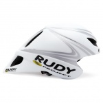Rudy Project Wingspan kask aero white/silver matte