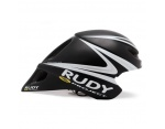Rudy Project Wingspan kask aero black/white/silver matte