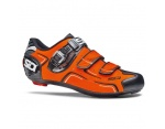 Sidi Level buty szosa orange fluo black 39