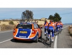 Tacx Ergo Video - Trening z Rabobank - Spain