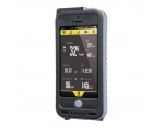 Topeak Weatherproof RideCase iPhone 5 + PowerPack grau