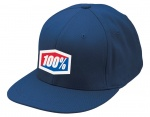 100% Official J-Fit flexfit czapka z daszkiem Blue L/XL