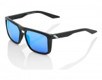 100% Renshaw (Hiper Multilayer Mirror) Matte Black okulary