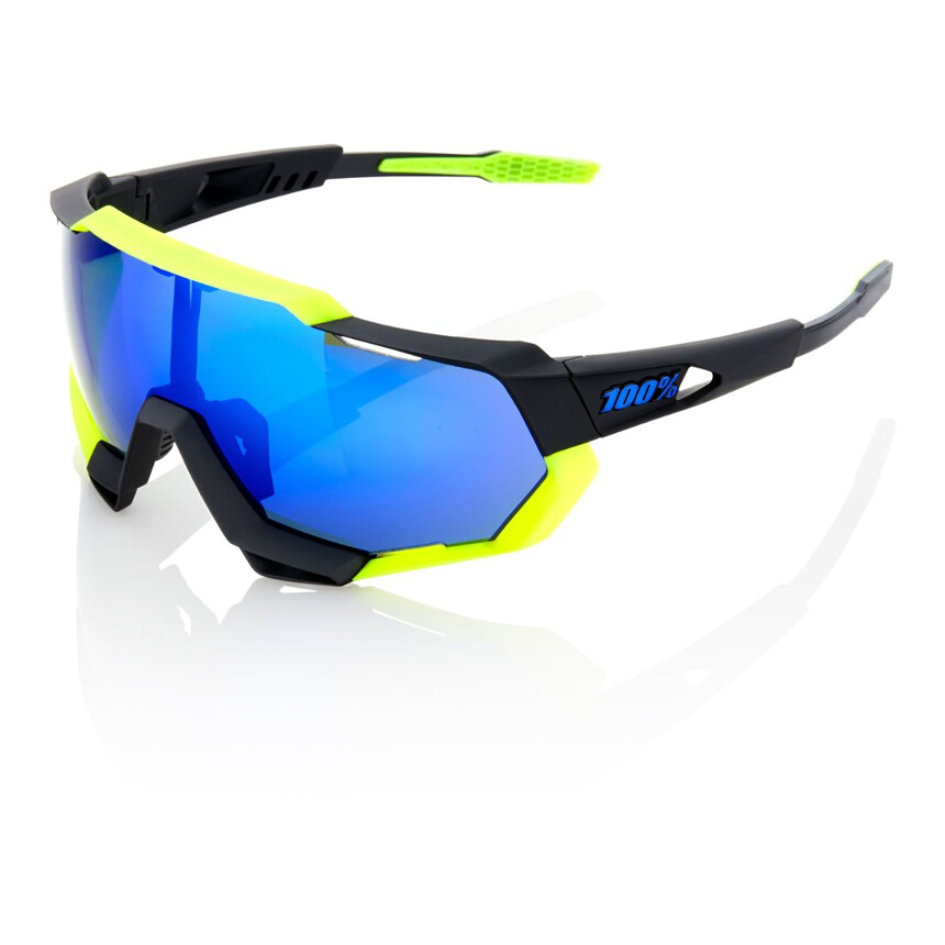 100% Speedtrap Mirror Lens okulary