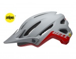 Bell 4Forty MIPS kask MTB mat gloss gray L 58-62cm
