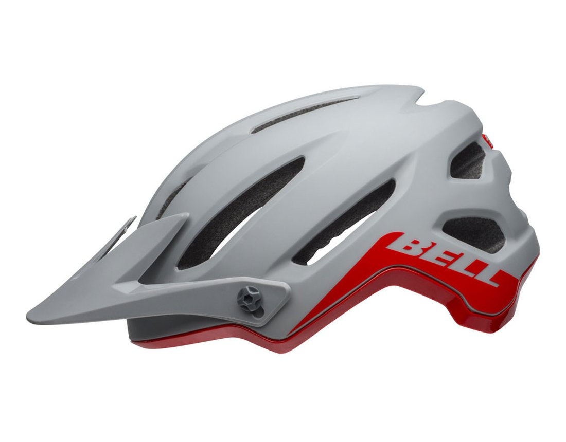 Bell 4Forty kask MTB mat gloss gray L 58-62cm