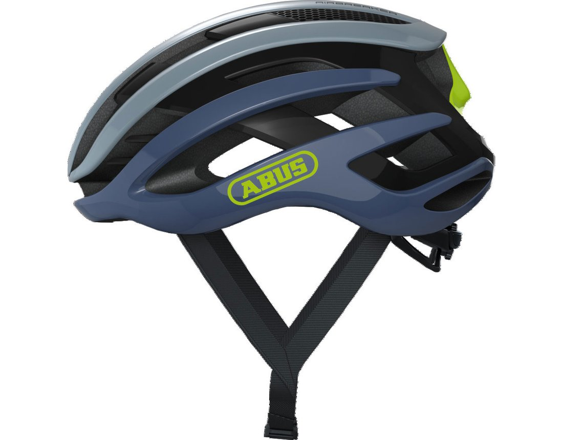 Abus AirBreaker kask szosa light grey S 51-55cm