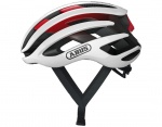 Abus AirBreaker kask szosa white red L 58-62cm