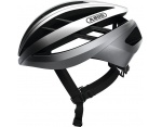 Abus Aventor gleam silver kask L 57-61cm