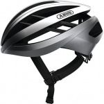 Abus Aventor gleam silver kask M 54-58cm