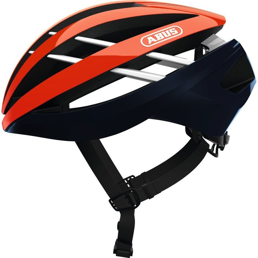 Abus Aventor shrimp orange kask M 54-58cm